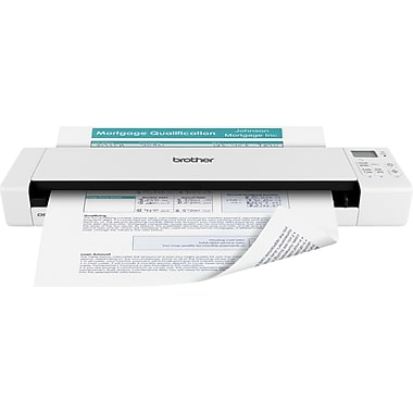 Brother ds 920dw wireless mobile duplex color page for Brother ds 820w wireless mobile color page scanner
