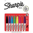 Sharpie Mini Fine, Permanent Marker, Assorted, 8/Pack