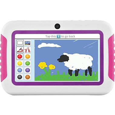 Ematic FunTab Mini 4.3in. 4GB Tablet, Pink/Purple