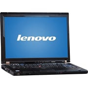 Refurbished Lenovo ThinkPad T400 14.1, 160GB Hard Drive, 2GB Memory, Intel Core 2 Duo, Win 7 Home