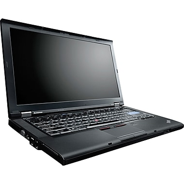 Refurbished Lenovo ThinkPad T410 14.1in., 160GB Hard Drive, 4GB Memory, Intel Core i5, Win 7 Home