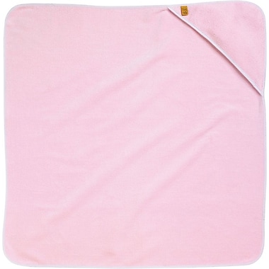 Go Travel Hooded Baby Towel, Pink