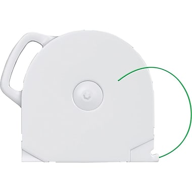CubeX ABS Plastic Cartridge, Green