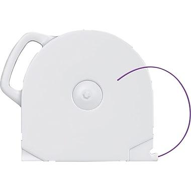 CubeX PLA Plastic Cartridge, Purple