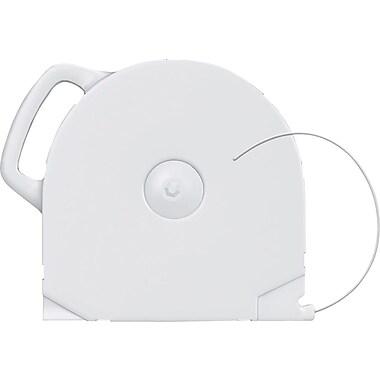 CubeX PLA Plastic Cartridge, Silver