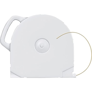 CubeX PLA Plastic Cartridge, Tan