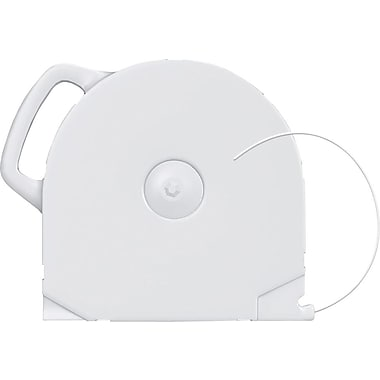 CubeX PLA Plastic Cartridge, White