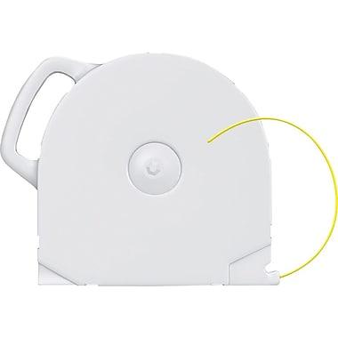 CubeX PLA Plastic Cartridge, Yellow