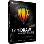 CorelDRAW Graphics Suite X6 for Windows (1 User) [Download]