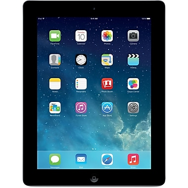 Apple iPad with Retina display with WiFi 32GB, Black