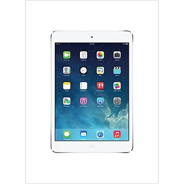 Apple iPad mini with WiFi + Cellular (AT&T) 16GB, Silver