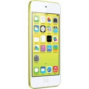 Apple iPod touch 64GB 5th Generation, White/Yellow