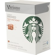 Starbucks® Verismo™ Coffee Pods, Pike Place Roast, 12/Pack