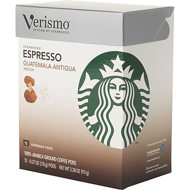 Starbucks® Verismo™ Coffee Pods, Guatemala Antigua, 12/Pack