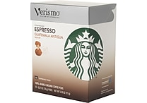 Starbucks® Verismo™ Coffee Pods, Guatemala Antigua, 12/Pack