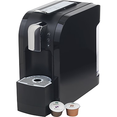 Starbucks Verismo 580 Brewer, Black & Burgundy