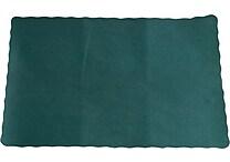 10' x 14' Paper Place Mats, Green, 24/Pack