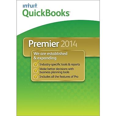 QuickBooks Premier 2014 for Windows (1-User) [Download]
