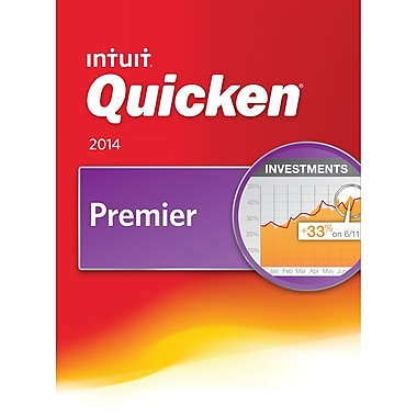 Quicken Premier 2014 for Windows (1-User) [Download]