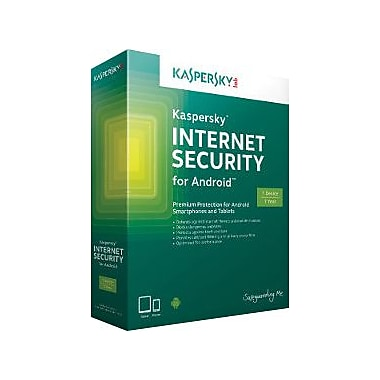 Kaspersky Internet Security for Android (1-2 Users) [Download]