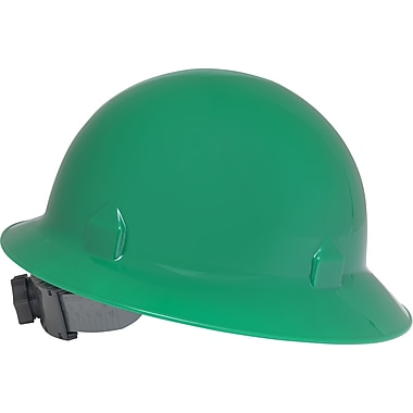 Jackson Safety® Blockhead™ Safety Hard Hat, 8 Point Ratchet, Green
