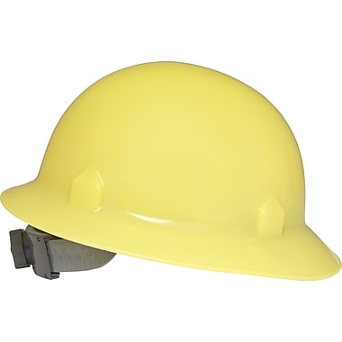 Jackson Safety® Blockhead™ Safety Hard Hat, 8 Point Ratchet, Yellow