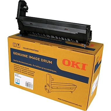 OKI MC770 / MC780 Cyan Drum Cartridge (45395711)