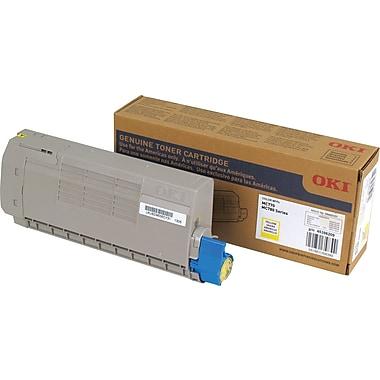 OKI MC770 / MC780 Yellow Toner Cartridge (45396209)