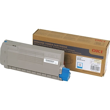 OKI MC770 / MC780 Cyan Toner Cartridge (45396211)