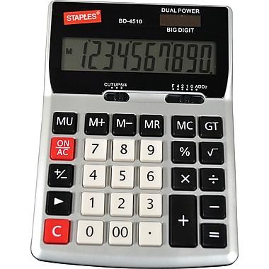 Staples® Desktop Calculator