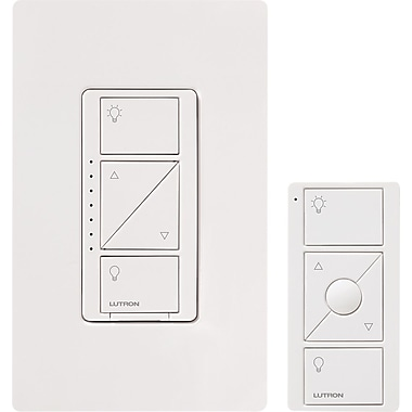 Lutron Caseta™ Wireless Dimmer Kit, White