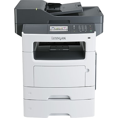 Lexmark (MX511dte) Monochrome Laser Multifunction Printer