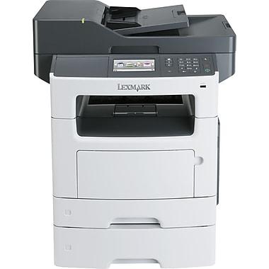 Lexmark™ - Imprimante laser monochrome tout-en-un MX511dte, avec Duplex