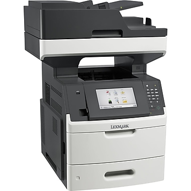 Lexmark (MX710dhe) Monochrome Laser Multifunction Printer