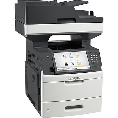 Lexmark (MX711dhe) Monochrome Laser Multifunction Printer