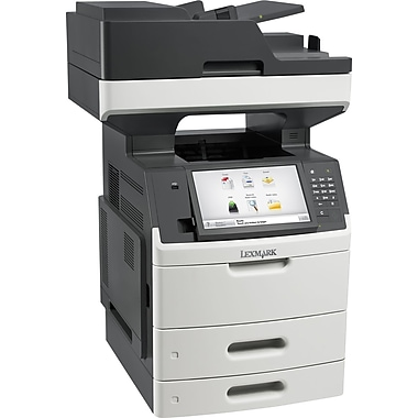 Lexmark (MX711dthe) Monochrome Laser Multifunction Printer