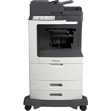 Lexmark( MX810de) Monochrome Laser Multifunction Printer