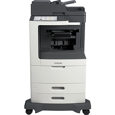 Lexmark (MX810dfe) Monochrome Laser Multifunction Printer