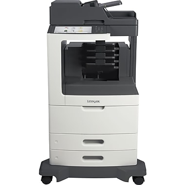 Lexmark (MX810dme) Monochrome Laser Multifunction Printer
