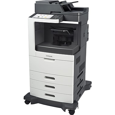 Lexmark (MX810dtfe) Monochrome Laser Multifunction Printer