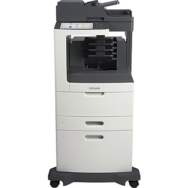 Lexmark (MX810dxme) Monochrome Laser Multifunction Printer