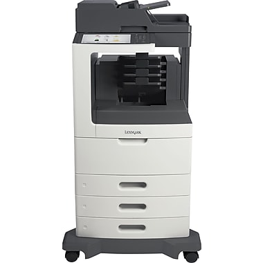 Lexmark (MX812dtme) Monochrome Laser Multifunction Printer