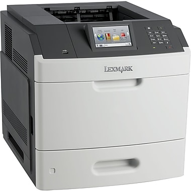 Lexmark (MS810de) Monochrome Laser Single Function Printer