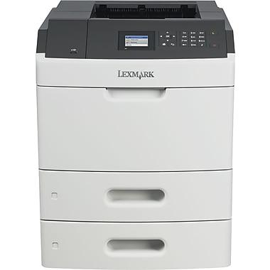 Lexmark™ - Imprimante laser monochrome duplex MS811dtn prête pour le réseau