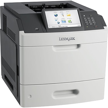 Lexmark (MS812de) Monochrome Laser Single Function Printer