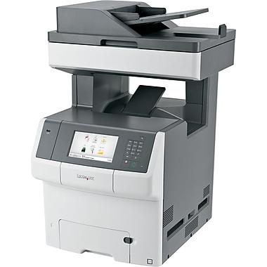 Lexmark (X748de) Colour Laser Multifunction Printer