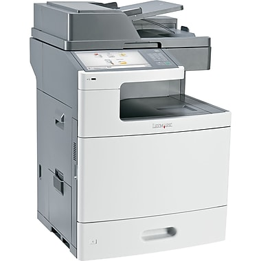 Lexmark (X792de) Colour Laser Multifunction Printer