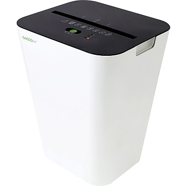 GoECOlife GMW60B 6-Sheet SOHO Micro-Cut Shredder