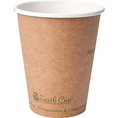 Natureware Biodegradable Hot Beverage Cups, 8oz, 50/Pack