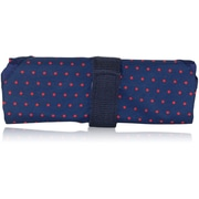 Blue Avocado (eco) Wrap Wrap, Red Dot